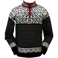 Baldur Norwegian Cotton Sweater Light Comfortable