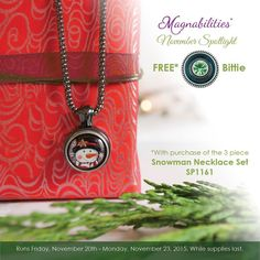 Just a few more hours to this AMAZING deal!! $36.50 for all 4 pieces!! www.brandi.magnabilities.com
