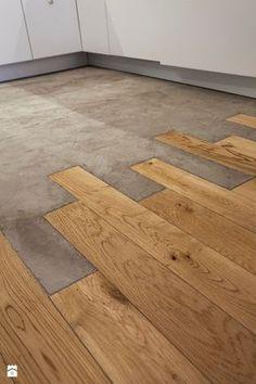 concrete/wood