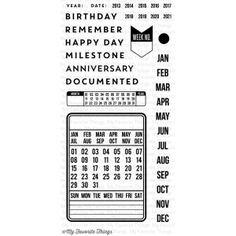 LLD Journal It - Pocket Calendar