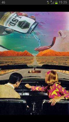 Taking an acid trip