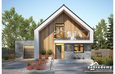 Modern Barn House, Barn House Plans, Modern House Design, Barn Style Houses, Modern House Facades, Building Design, Building A House, Model House Plan, Modern Farmhouse Exterior