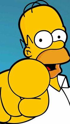 Homer Simpson The Simpsons Cartoon Wallpaper, Simpson Wallpaper Iphone, Iphone Wallpaper, Wallpaper Pictures, Cartoon Cartoon, Iphone Cartoon, The Simpsons, Simpsons Drawings, Funny Wallpapers