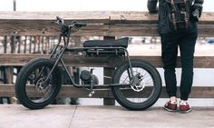 Super 73 is a clever ebike that fills the gap between the bike and the motorcycle.