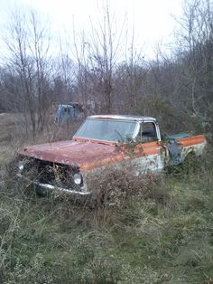 Abandoned Vehicles Cars Barn Finds Arkansas Oklahoma Chevrolet Rust Now