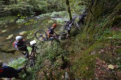 Raid in France 2015. Day 1. MTB does not always mean riding... @RaidInFrance