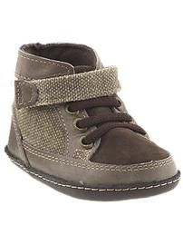 Robeez Mini Shoez Lil Gentleman (Infant) Baby Bibs Patterns ee9178f3ad0