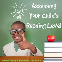 How to Teach Your Child to Read - A simple post on How To Assess Your Child's Reading Level! Give Your Child a Head Start, and.Pave the Way for a Bright, Successful Future. Teaching Time, Teaching Reading, Teaching Math, Teaching Ideas, Teaching Strategies, Guided Reading, Fun Math, Math Activities, Math Resources