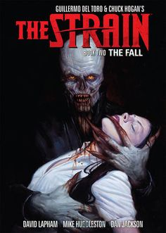 The Strain Book Two: The Fall HC