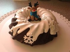 Guglhupf-Winteredition Cupcakes, Desserts, Food, Meal, Cupcake, Deserts, Essen, Hoods, Dessert