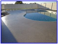 Conway FL Acrylic Cement Coating For Pool Deck Patio . Hometalk Pool Patio Too Hot Concrete Paver Slabs Look . Cement Patio, Concrete Pool, Concrete Driveways, Patio Paint, Patio Stone, Cool House Designs, Pool Designs, Drop Ceiling Tiles, Glass Ceiling