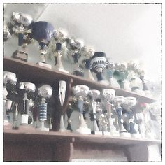 Trophy room  #trophy #volleyball #iphone #iphoneography