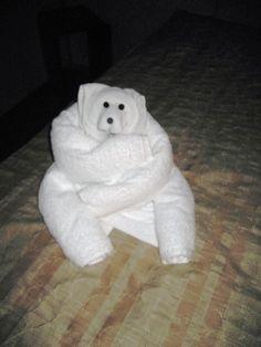towel animals #carnival