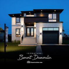 Dream House Exterior, Dream House Plans, La Rive, Contemporary House Plans, House Front Design, Dream Home Design, House Layouts, Future House, House Goals