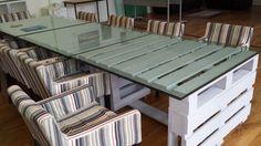 Boardroom Table At Steward Street Business Lofts