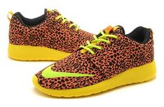 Nike Roshe Run Leopard Running Shoes | ESHOPICA - Clothing on ArtFire