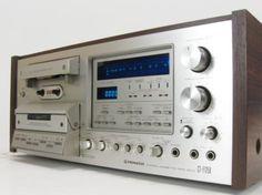 Pioneer Cassette Deck CT-F1250 - www.remix-numerisation.fr - Transfert Numérisation restauration audio