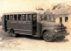 Ônibus da Viação Primor - Linha Tirirical (1969)