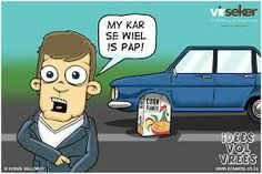 idees vol vrees - Google Search Best Quotes, Funny Quotes, Afrikaans, Funny Images, Puns, South Africa, Comedy, Language, Family Guy