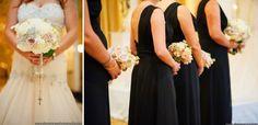 DC Real Wedding - Bergerons Flowers - Bergerons Event Florist Blog #weddingfloral #DCweddings #weddingbouquet #bridesmaids #centerpieces