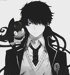 Let It All Go To Hell Rin Okumura X Reader - Chapter 2 - Wattpad