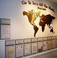 1000 Images About Missions Display On Pinterest Church