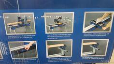 Univerzálny pracovný stol HOLZKRAFT UWT 3200