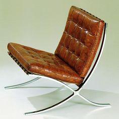 Ludwig Mies van der Rohe - MR 90, Barcelona Chair - 1928