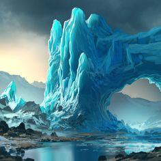 Sketchy berg | Daniel Conway