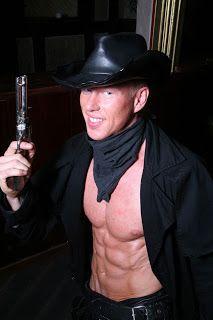 Stripper Vince Dean Berlin: Stripper Berlin Cowboy Mausefalle