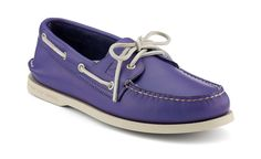 Sperry Top-Sider Women's School Spirit Authentic Original 2-Eye Boat Shoe