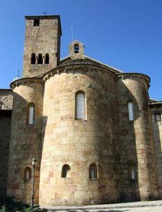 Monasterio de San Salvador de Leyre - Yesa, Navarra: