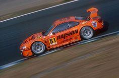 JGTC/SUPER GT Daishin Nissan S15 Silvia