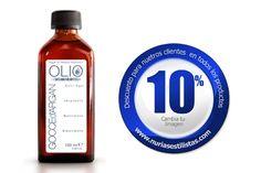GOCCE D'ARGAN OLEO Aceite anti-edad para todo tipo de cabellos. El aceite Gocce d Argan esta realizado para reparar, nutrir y dar brillo al cabello en un solo paso. Rico en ácidos grasos esenciales y vitaminas A, E y F, es perfecto para todo tipo de cabello