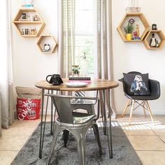 36 round hairpin kitchen table industrial table by groveandanchor   diy crafts   pinterest   cable reel industrial table and wood coffee tables 36 round hairpin kitchen table industrial table by groveandanchor      rh   pinterest com