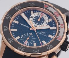 IWC Aquatimer Chronograph Flyback - 3769-03 #montredo #iwc #aquatimer #flyback #watches