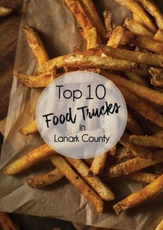 From Fries to Fajitas: Top 10 Food Trucks in Lanark County, Ontario! Cuban Cuisine, Exotic Food, Food Trucks, Menu Items, Fajitas, Pulled Pork, Street Food, Biking, Ontario