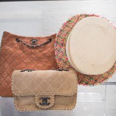 Chanel Spring 2013 Bags