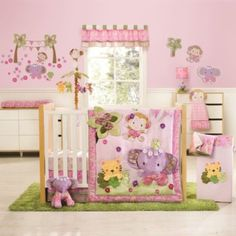 *kidsline™ Blossom Tails Crib Bedding Collection - buybuyBaby.com* OMG I LOVE THIS!!! @Stephanie Close butters