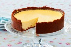 Frozen lemon cheesecake – Recipes – Bite