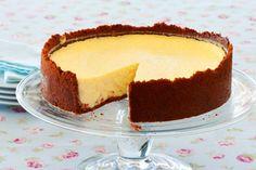 Frozen lemon cheesecake – Recipes – Bite