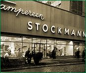 1957: Stockmann's first local department store opened in Tampere, Finland.