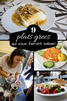 Quoi manger en Grèce? 9 plats grecs qui vous feront saliver: