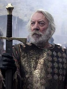 Bartholomew, Earl of Shiring (Donald Sutherland) - The Pillars of the Earth