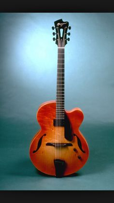 Manzer Archtop - Beautiful!