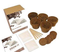 Grow It: Chá e Café - comprar no Insania.com