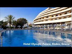 Hotel Olympic Palace, Statiunea Ixia, Insula Rodos, Grecia Creta, Olympics, Palace, Rhodes, Palaces, Castles