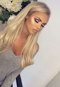 Gorgeous makeup