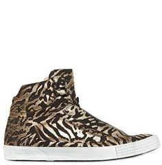 Featured on my website. Jimmy Choo Printed Leather High Top. Crazy Shoes For Men