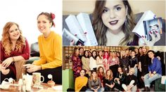 Vlog: December Beauty Bloggers Meeting + 10.000 Subscribers Giveaway